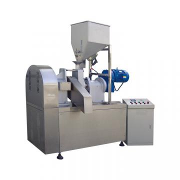 Mini Corn Curry Puff Making Flakes Price Kurkure Extruder Grain Puffing Machine