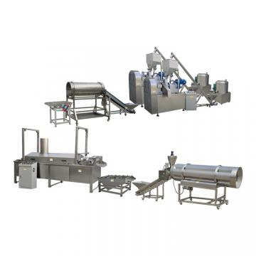 Low price automatic fried kurkure cheetos nik naks making machine