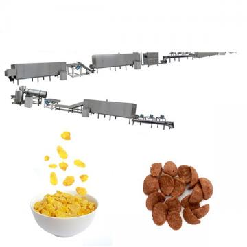 Corn flakes/corn chips making/processing/production line/equipment/machinery