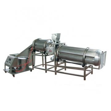Professional puffed dog food production equipment