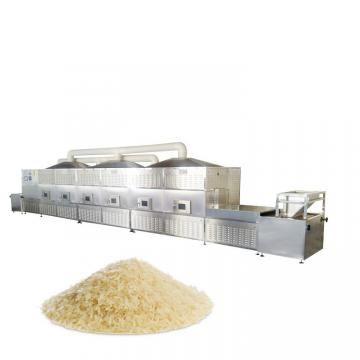 China GuoXin Industrial microwave drying oven tobacco microwave drying machine