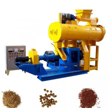 High capacity pet food making machine pet dog food processing line