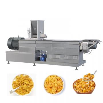 Puffing Rice Snacks Making Machine