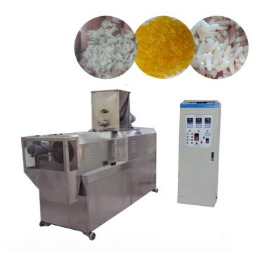 Automatic Rice Bag Handle Shopping Bag Making Machine