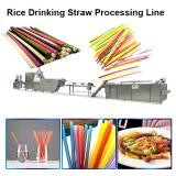 High Speed Biodegradable Drinking Straw Making and Slitting Machine