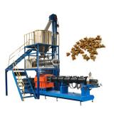 Huinuo animals food pet food/fish food making machine processing line