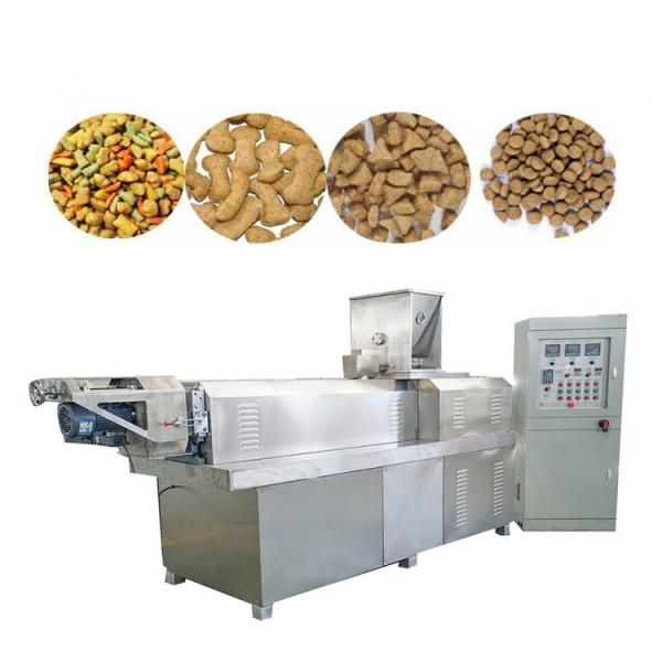 Best selling small scale dog food extruder machine #1 image