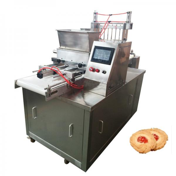 Chinese manual cookie dough extruder dropping machines price #1 image