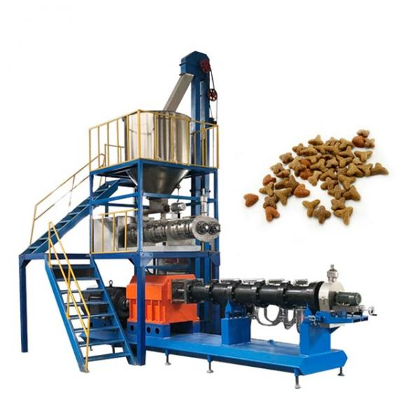 Huinuo animals food pet food/fish food making machine processing line #1 image