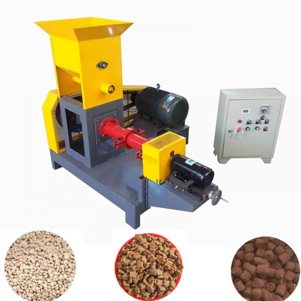 Floating fish feed food making pellet extruder machine for fish farming #1 image