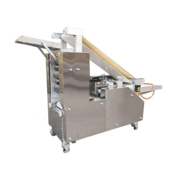 Automatic roti mexican pancake tortilla making machine production line for chapati maker food industries high quality #1 image
