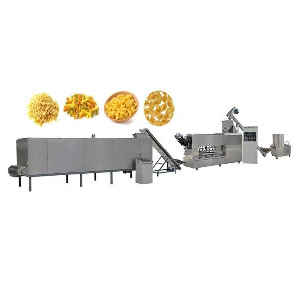 Automatic Snack Puffed Senbei / Rice Cake Making Machine #1 image