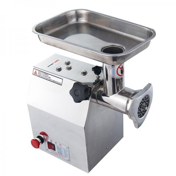 Factory directly sales Food Processing industrial mini electric meat mixer grinder/meat mincer for sale HR-8 #1 image