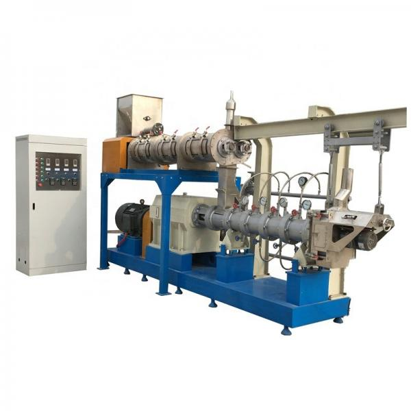 Dry and Wet Cat food extruder machine for pet feeding #1 image