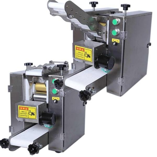 Automatic Spring Roll Sheet Making Machine with competitive price #1 image