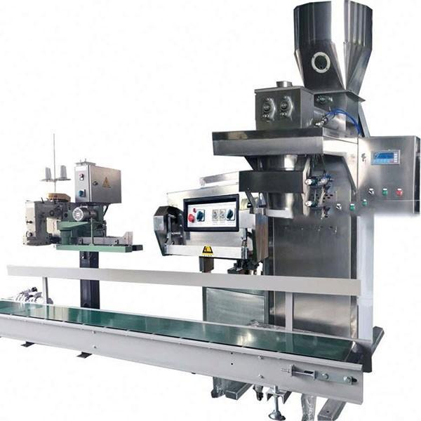 DCS-5F6S plastic bag vacuum packaging machine #1 image