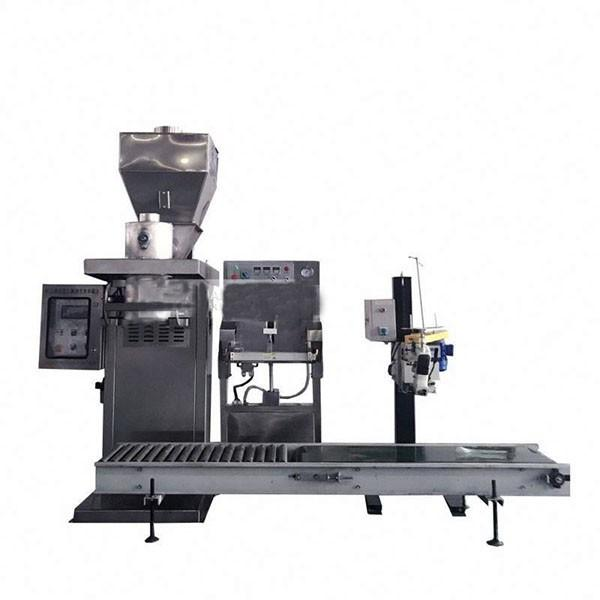 Polythene Weighting and Packing Machine for Bags #1 image